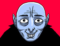 Cartazes de filme de terror 1 / Horror movies posters 1