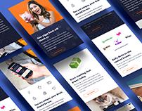 Today's Best Deals Website Design