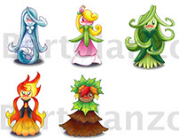 Original Fairy Characters Project