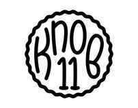 Knob 11 | Company logo