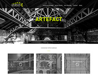 Web design Artefact