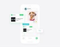 Messenger Concept