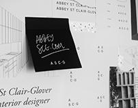 Abbey St Clair-Glover