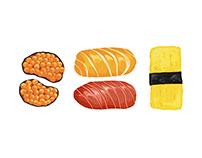 Sushi Musings