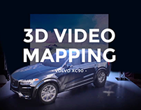 Volvo XC90 Car Video Mapping Panama