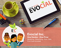 Evocial Instagram Posts 2015