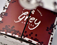Project: Grey Coffee Packaging