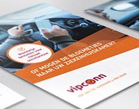 Corporate identity Vipconn