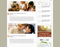 Inservice Blog Redesign