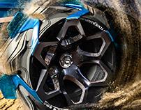 Nitto MagWave Tire Design
