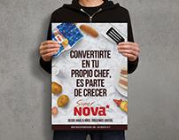 Supernova - Campaña vía pública