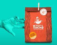 Mexe o Tacho   Visual Identity