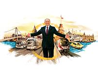 Dr. Kadir Topbaş / İstanbul'da ulaşım