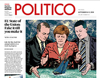"POLITICO - ""What Germany Wants"""