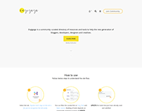 Engigogo Landing Page