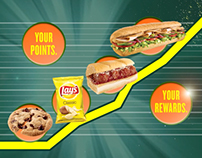 Subway: Littlerock Rewards