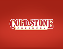 Cold Stone Creamery GCC // Social Media