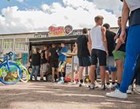 FunkyDog street food project