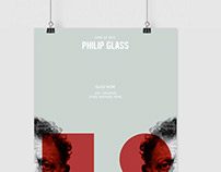 Philip Glass | Glass Work Concert