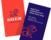Sher Vancouver Identity