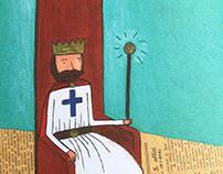 Afonso henriques, um Rei a valer!