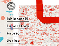 Ishinomaki Laboratory Fabric Series