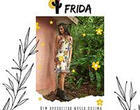 Newsletter Frida, Queima Total.