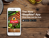 ShopRIte App Refresh
