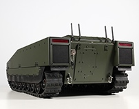 CDV14 - Compact Demonstration Vehicle