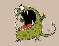 Little John - Fluffs & Monsters - Lazarum - character
