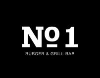 No. 1 - Burger & Grill bar