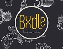 Bundle - Fusion Cuisine Restaurant Branding