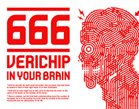 666 Verichip in your Brain