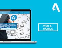 Acesso Defensoria - Website