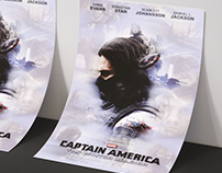 Captain America: Winter Soldier | Marvel