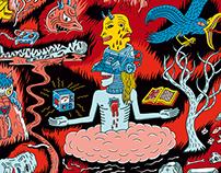 LP Cover Juanita y los Feos