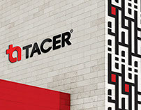 Tacer Construction Company Re-Branding