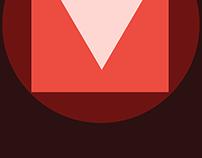 Caarya - logo design system