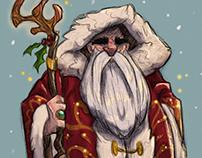 Sinterklaas - Character Design
