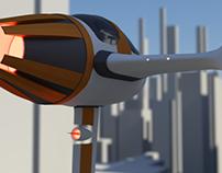 Conceito - Spaceship 2