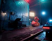 vr, duck, spoon - ОЧЕНЬ FULL CGI