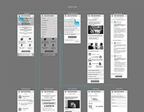 UX Research & Design for Educational Mobile App