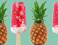 W summer ad