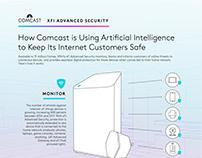 Xfinity xFi Advanced Security Infographic