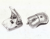 Sketches - 32 Objects