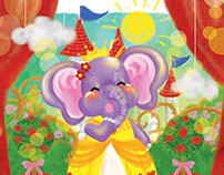 Fe, The little Elephant