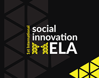Social Innovation Mela Identity Design