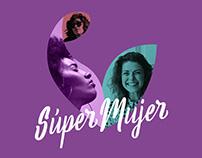 Súper Mujer - Logotype