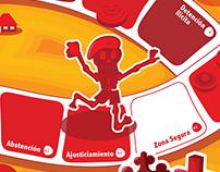 Juego de la Paz/ Board Game