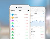 Spendary - Finance App